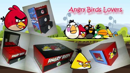 angry birds ready stock