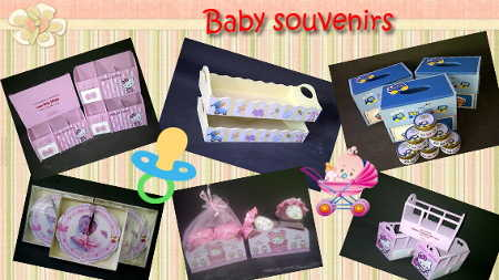 baby souvenirs