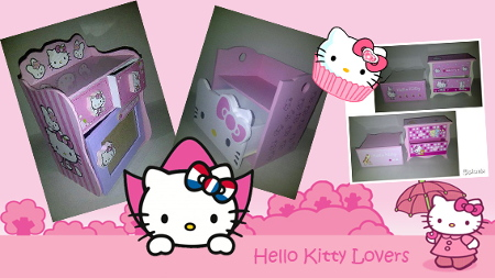 Hello Kitty Ready Stock