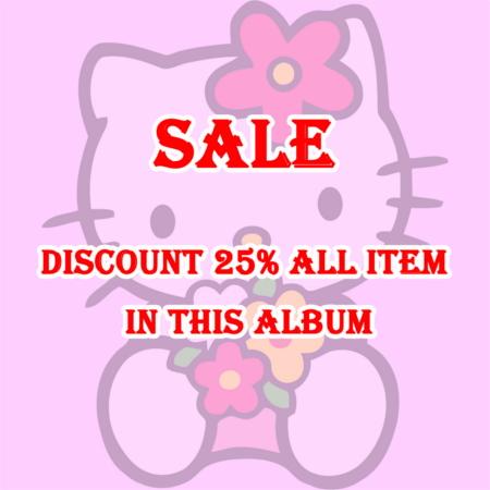 Sale 25%